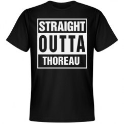 Straight Outta Thoreau