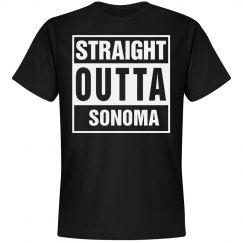 Straight Outta Sonoma