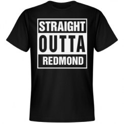 Straight Outta Redmond