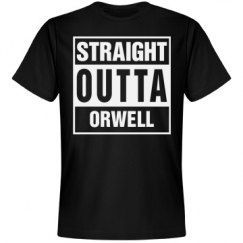 Straight Outta Orwell
