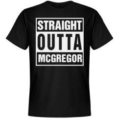 Straight Outta Mcgregor