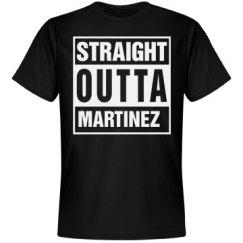 Straight Outta Martinez