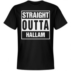 Straight Outta Hallam