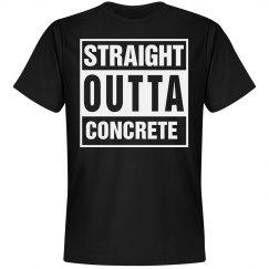 Straight Outta Concrete