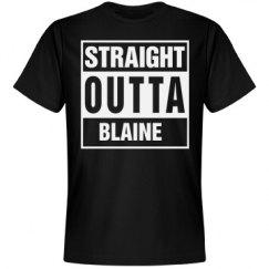 Straight Outta Blaine