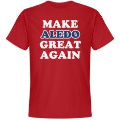 Make Aledo Great Again