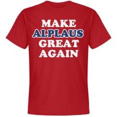Make Alplaus Great Again