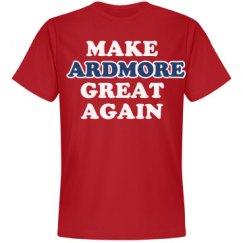 Make Ardmore Great Again