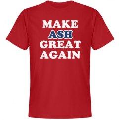 Make Ash Great Again