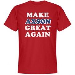 Make Axson Great Again
