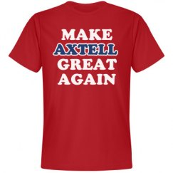 Make Axtell Great Again