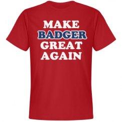 Make Badger Great Again