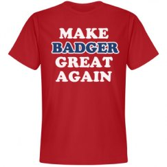 Make Badger Great Again