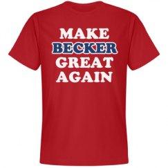 Make Becker Great Again