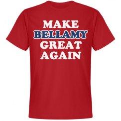 Make Bellamy Great Again