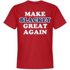 Make Blackey Great Again