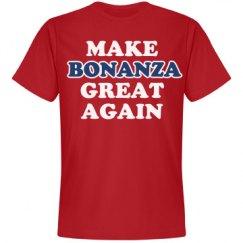 Make Bonanza Great Again
