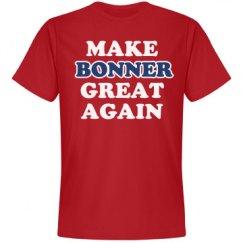 Make Bonner Great Again