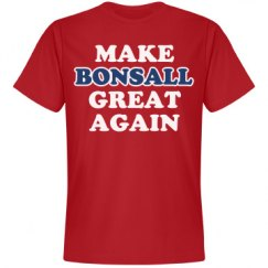 Make Bonsall Great Again