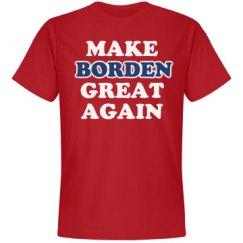Make Borden Great Again