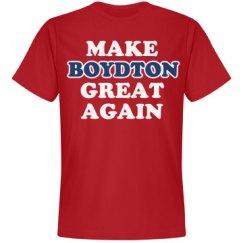 Make Boydton Great Again