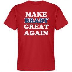 Make Brady Great Again