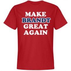 Make Brandt Great Again