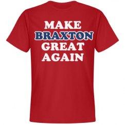 Make Braxton Great Again