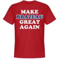 Make Brazeau Great Again