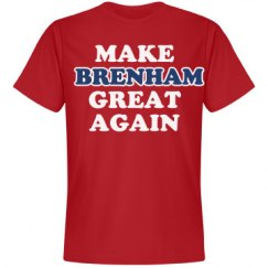 Make Brenham Great Again