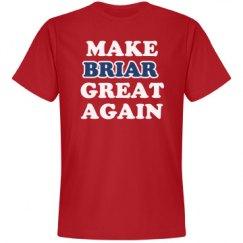 Make Briar Great Again