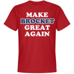 Make Brocket Great Again