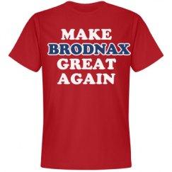 Make Brodnax Great Again