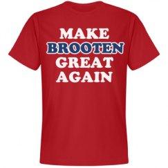 Make Brooten Great Again
