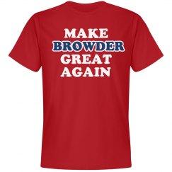Make Browder Great Again