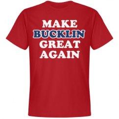 Make Bucklin Great Again
