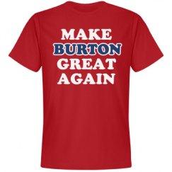 Make Burton Great Again