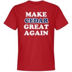 Make Cedar Great Again