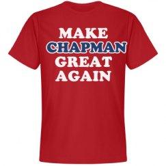Make Chapman Great Again