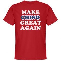 Make Chino Great Again