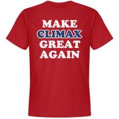 Make Climax Great Again