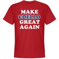 Make Coello Great Again