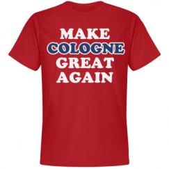 Make Cologne Great Again
