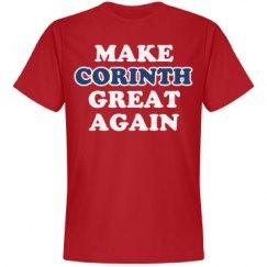 Make Corinth Great Again