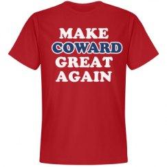 Make Coward Great Again