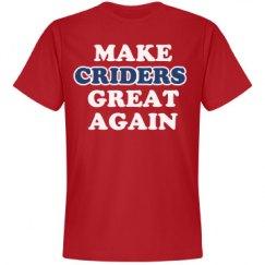 Make Criders Great Again