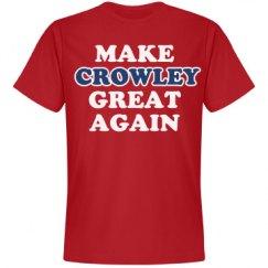 Make Crowley Great Again