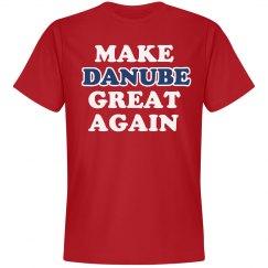 Make Danube Great Again