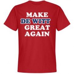 Make De Witt Great Again