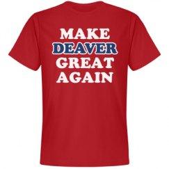 Make Deaver Great Again